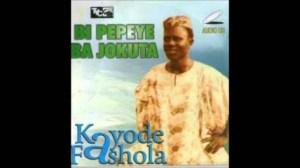 Kayode Fashola - Bi Pepeye Ba Jokuta